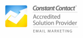 Constant Contact Accredited Solution Provider - Email Marketing